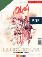 Ole Magazyn Przewodnik La Liga Preview