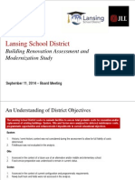 Lansing School District report on high schools