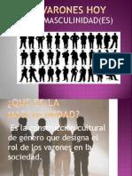 Voluntariado Trata ISPS. Masculinidad(es). Material de PowerPoint