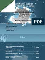 Mapas Conceptuales Acerca de Metodologias de La Enseanza 1045