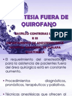 anestesiaparaprocedimientosfueradequirofano-110531230619-phpapp02