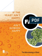Microbiology of Beer