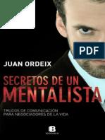 Secretos Del Mentalista, Los (Spanish Edition)_nodrm