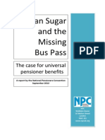 Sir Alan Sugar and the Missing Bus Pass