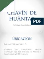 Sesión 02 - Chavín