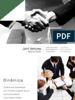 Apresentação de Joint Venture