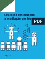 MARANDINO - Educação Em Museu - Mediacao Em Foco