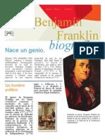 1 Benajmin Franklin