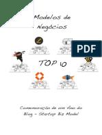 TOP 10 Modelos de Negócios