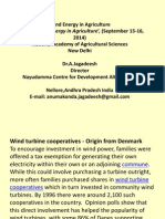 Wind Energy In Agriculture