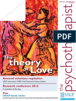 Theory of Love (the Psychotherapist)