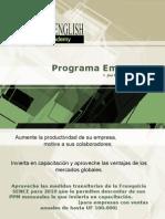 Programa Empresas