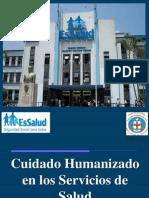 Humanizacion en Salud 15-09-14
