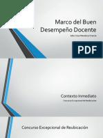 Marco Del Buen Desempeno Docente