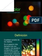 El Color Caracteristicas1