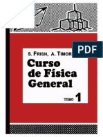 Fisica General Tomo I - Frish Timoreva Editorial MIR