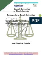 Consolidação Normativa 2014 Para Concurso Técnico e Analista Judiciário RJ