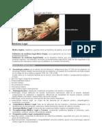 Resumen de Medicina Legal Del Patitó
