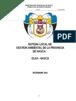 Modelo de Sistema Local de Gestión Ambiental_CAM Cajamarca
