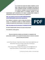 Evidencia Actividad 3 Portafolio de Evaluación