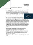 Business Finance HW - Chapter 1&2