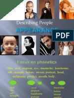 Describing People (Описание Людей)