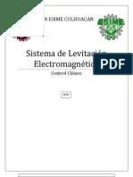 Reporte Levitador Magnetico