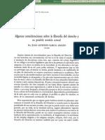 Algunas consideraciones sobre la filosofía del derecho y su posible sentido actual.pdf