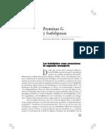 2RECEP19 Protei-nas G y Fosfolipasas
