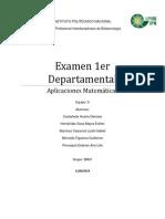 Examen Aplicaciones