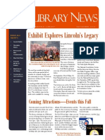 Library News September 2014