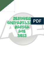 Resumen Contabilidad Básica Ace 2013