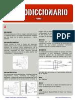 Diccionario Astronomico