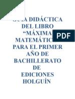 Guía Didáctica Del Libro