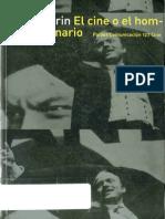 MORIN,Edgar El Cine o El Hombre Imaginario