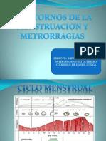 20090803 Trastornos de La Menstruacion Leonardo Cortes