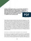 Cefai Cultura Politica Colegio Mexico 1997.Unlocked