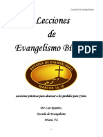 EXCELENTE Paul Washer EDE Lecciones Todas