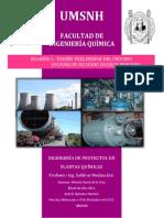 Diseño Preliminar Del Proceso Sulfonato de Sodio Dodecilbenceno