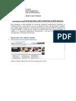 Evaluación Sitios Web Escuela de Comunicación Social