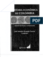Ocampo Gaviria, Jose Antonio. Historia Economica