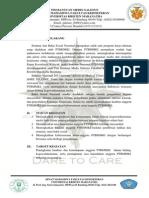 Proposal Kegiatan Semnas Baksosnas 2013 Delegasi