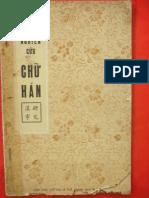 Nghiên cứu chữ Hán