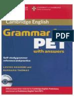 GRAMMAR FOR PET copia.pdf