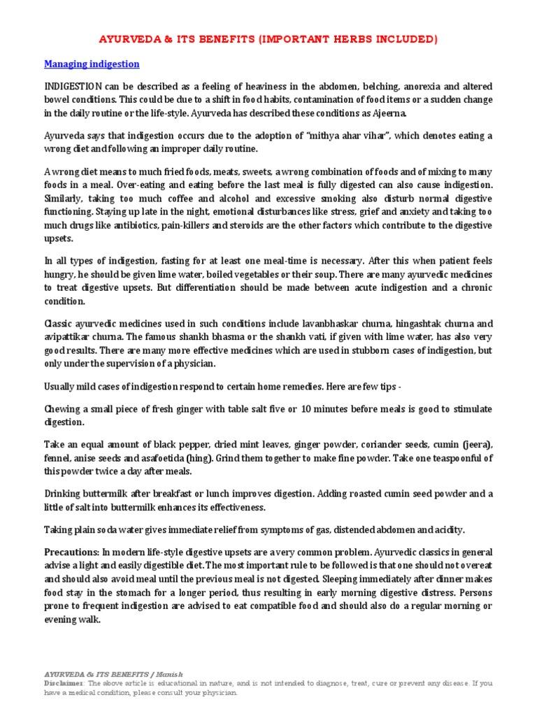 Ayurveda & Its Benefits   Ayurveda   Insomnia