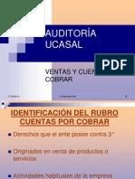 Auditoria Ventas y Cuentas a Cobrar