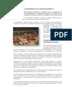 Control Factores Ambientales Pollitos