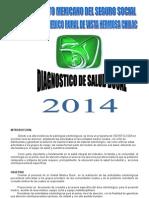 Dx. de Salud Bucal 2013