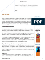 HIV and AIDS _ Psychiatry