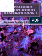 Expressions of Definitions Redefined Book 2 A 31 Day Poetic Devotional Library Edition